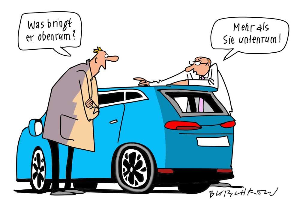 Butschkow Cartoons